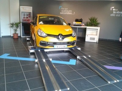 ACR Engineering travaille pour Renault Sport