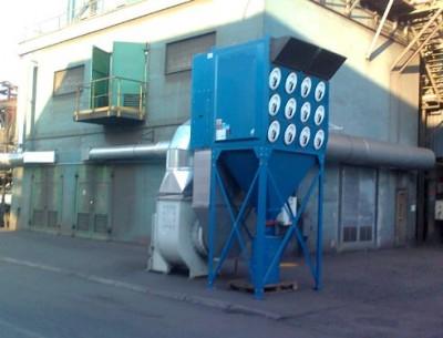 Ventilation local électrique