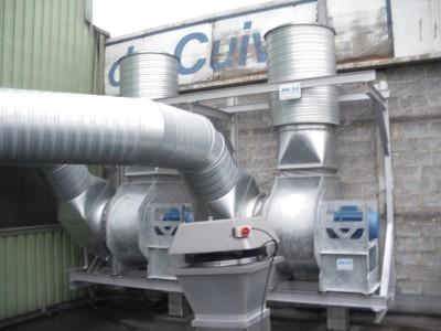 Extraction de chaleur
